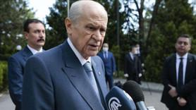 Devlet Bahçeli'den Doğu Akdeniz açıklaması