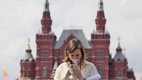 Rusya'da vaka sayısı 1 milyon 110 bine yaklaştı