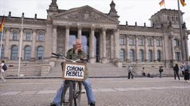 Almanya'da son 24 saatte 2 bin 143 yeni vaka