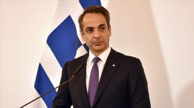 Yunanistan Başbakanı Miçotakis yeni açıklama