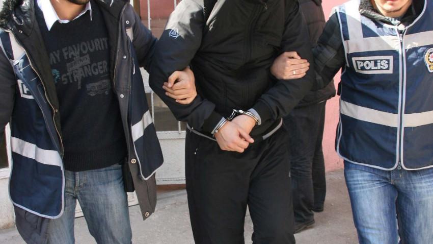 Ülkeye kanunsuz giriş yapan 7 kişi tutuklandı