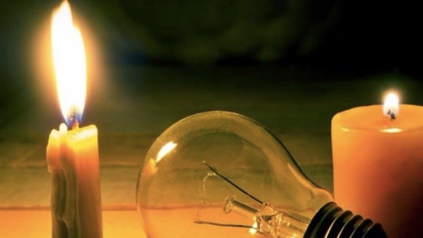 6 saatlik elektrik kesintisi yapılacak
