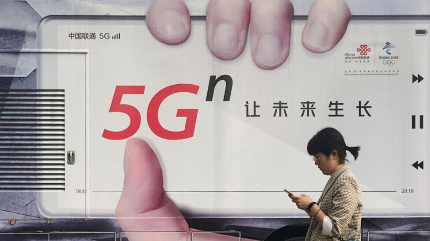 Çin yarından itibaren 5G'ye kullanacak!