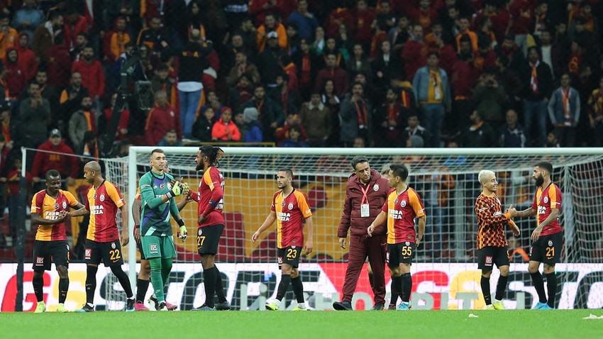 Galatasaray'da gözler Şampiyonlar Ligi'ne çevrildi