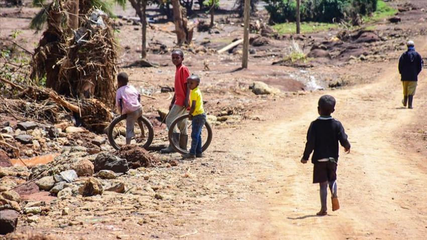 Kenya'nın nüfusu 10 yılda 10 milyon kişi arttı