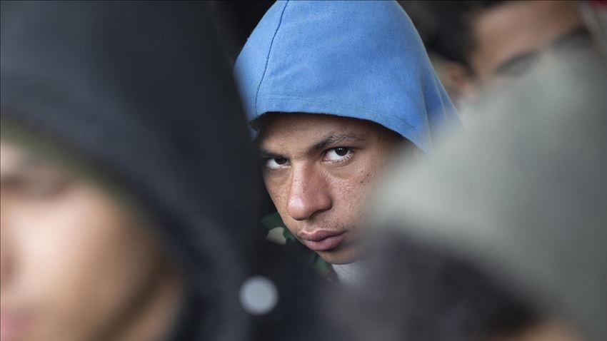 Yunanistan'ın Türkiye'ye gönderdiği göçmenler yaşadıklarını anlattı