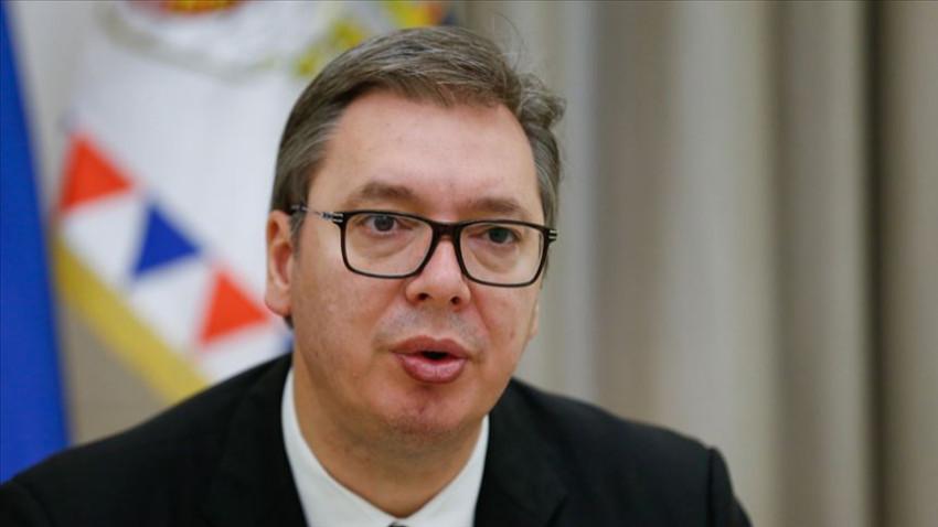 Sırbistan Cumhurbaşkanı hastaneye kaldırıldı