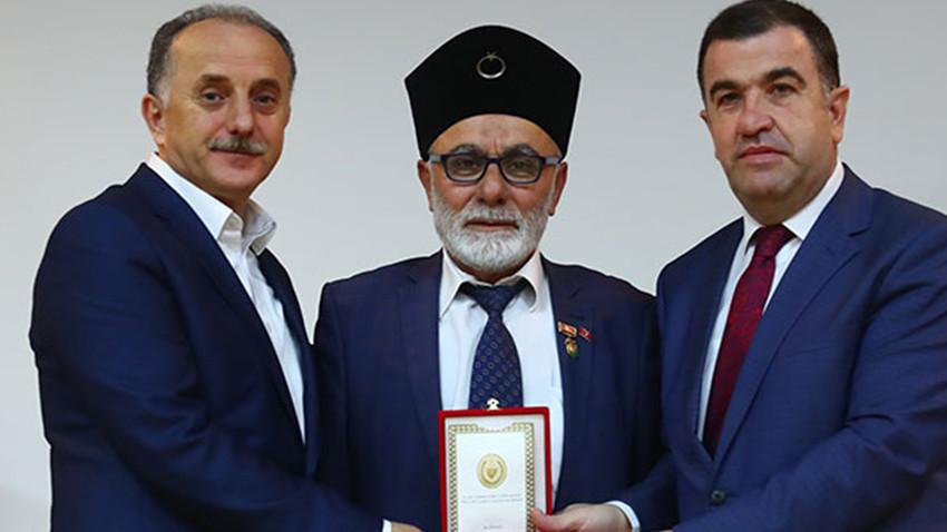 48 Kıbrıs gazisine madalya ve beratları verildi