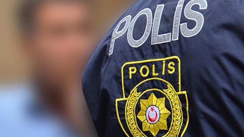 Yapı marketten para çalan şahıs tutuklandı