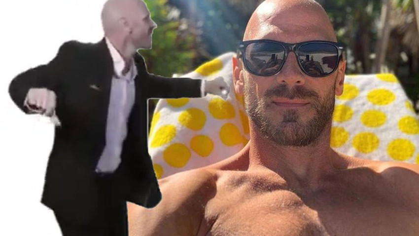 Johnny Sins'ten 'Erik Dalı' performansı!