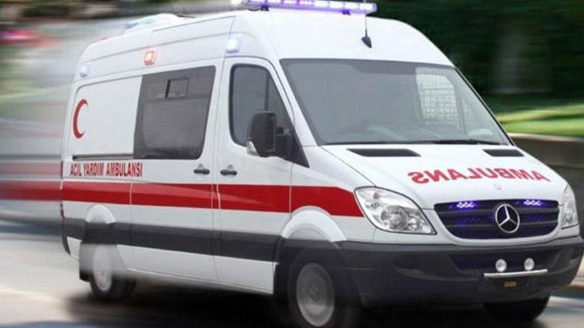 Girne'de pencereden düşen çocuk ağır yaralandı