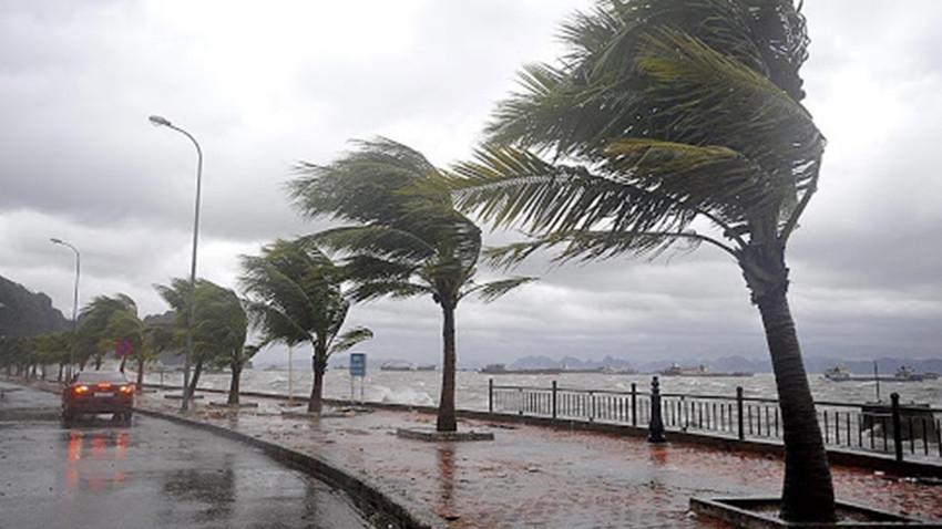Şiddetli yağış ve fırtına ile Gazimağusa'da 4 tekne battı