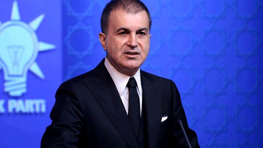 AK Parti'den Akıncı'nın sözlerine sert tepki