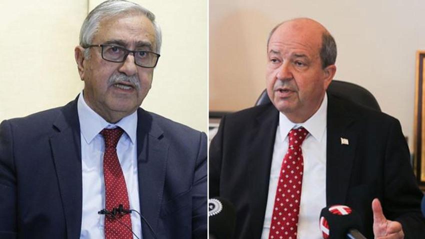 Başbakan Tatar da Akıncı'ya sert çıktı