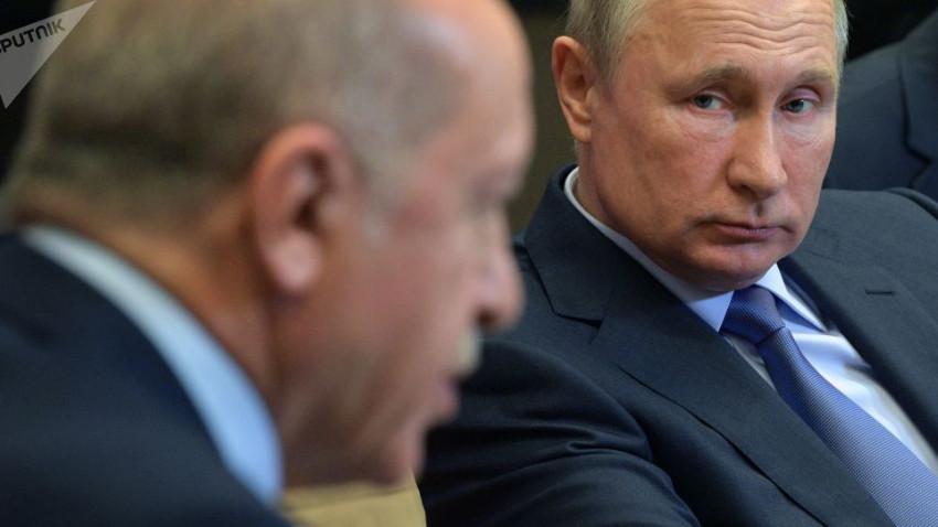 Putin ile Erdoğan bir görüşme yapabilir