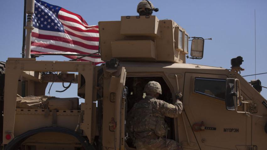 ABD savaş uçakları Haseke'de Esed'i vurdu