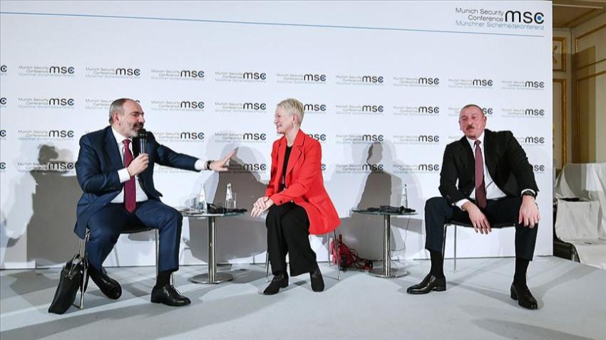 Aliyev-Paşinyan Karabağ sorununu tartıştılar!