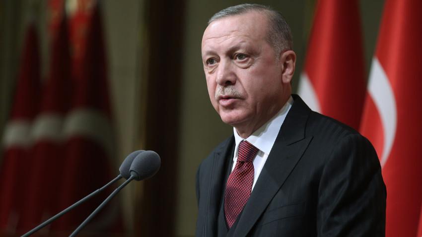 Erdoğan'dan Doğu Akdeniz'le ilgili çok sert mesaj