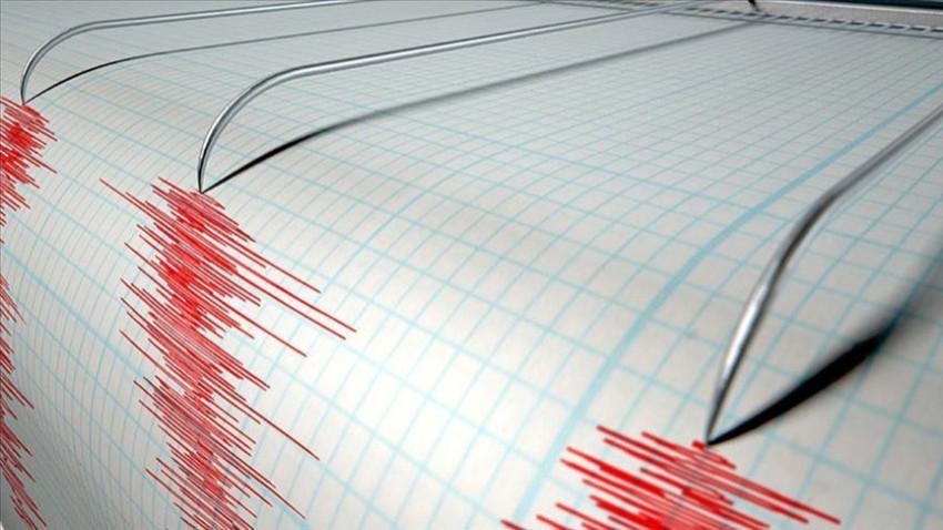 Ege Denizi'nde deprem dalgası! 5 şiddetinde