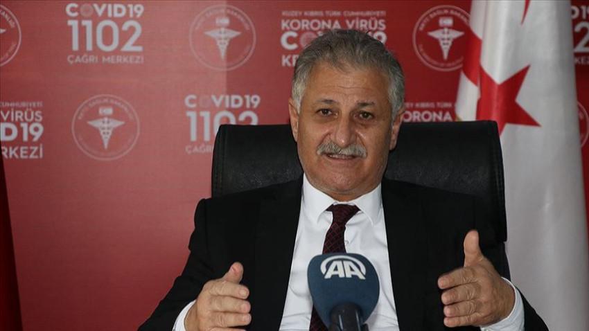 KKTC Sağlık Bakanı görevinden alındı! Kabinede sürpriz değişiklik