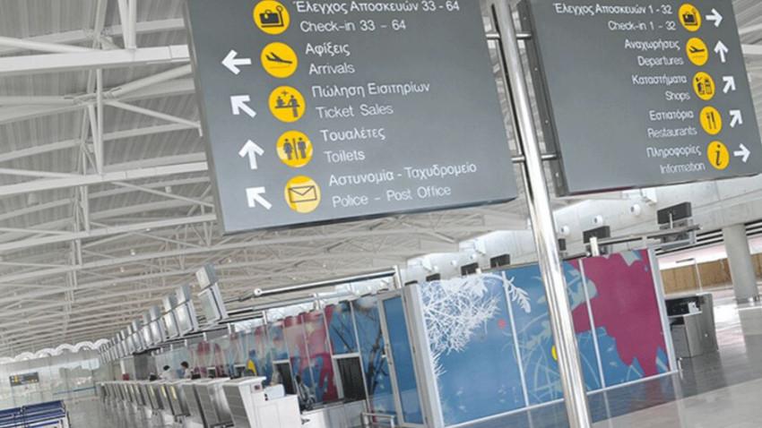 Güney Kıbrıs'a uçuşlar yarın itibariyle başlıyor