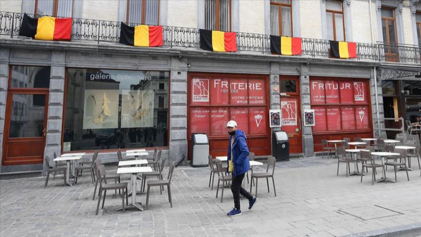 Belçika'da Kovid-19 vaka sayısı 59 bini aştı