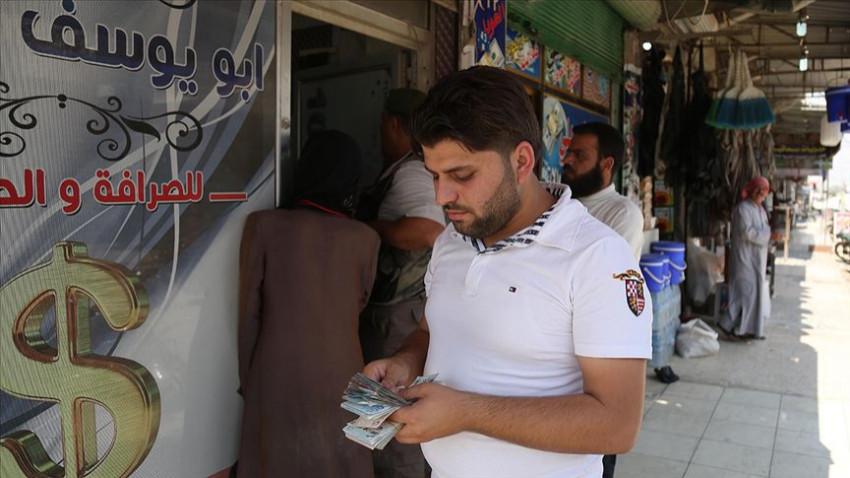 Suriye lirasının çöküşü TL'yi ön plana çıkarıyor