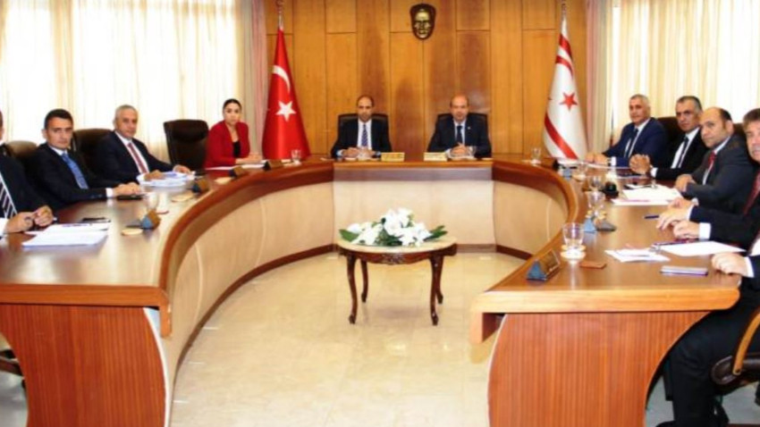 Bakanlar Kurulu Tatar başkanlığında toplandı