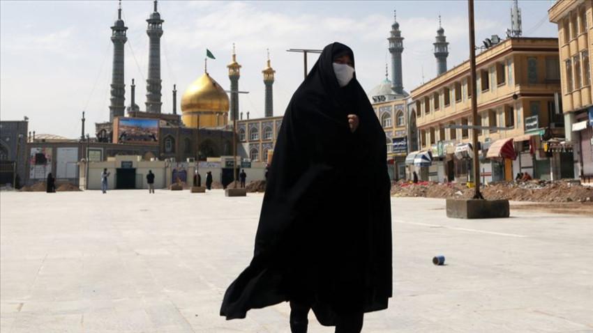 İran bazı bölgelerde maske zorunlu olacak