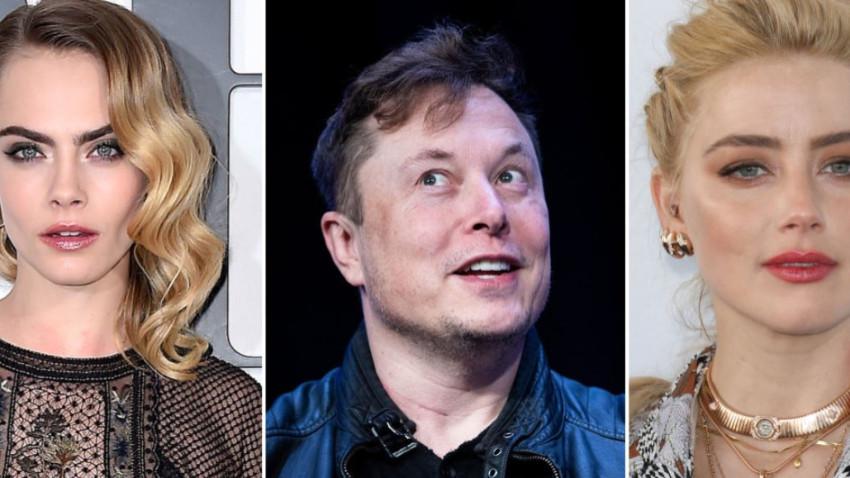 Elon Musk üçlü ilişki iddialarına yanıt verdi