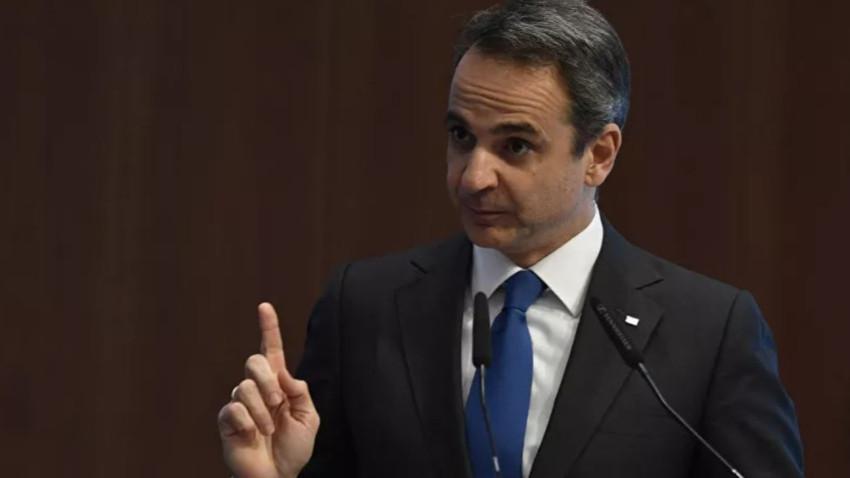 Yunanistan Başbakanı Miçotakis'ten AB'ye öneri