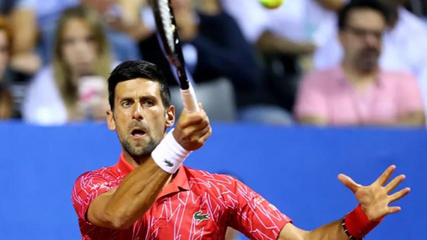 Djokovic'in koronavirüs testi pozitif çıktı