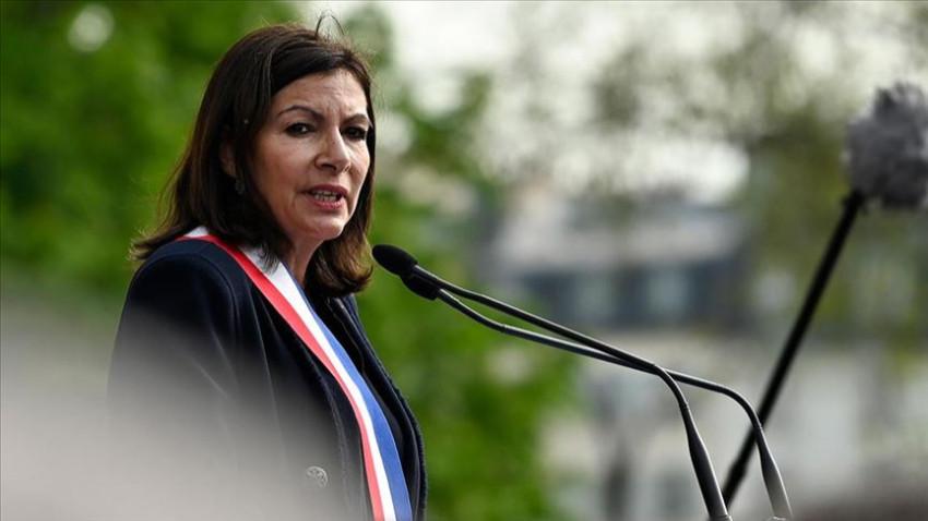 Paris Belediye Başkanı Hidalgo'nun Kovid-19 testi