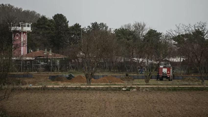 AB Temsilcisi'nden Türkiye-Yunan sınırına ziyaret