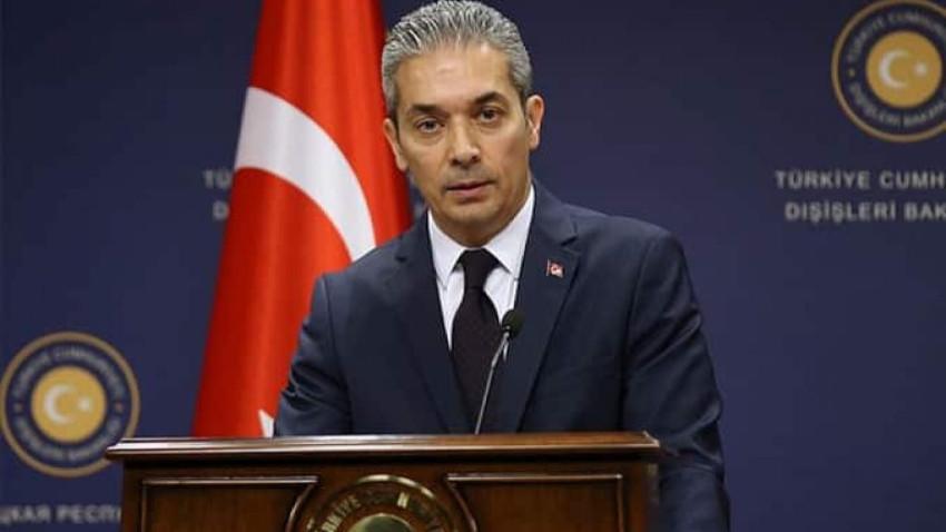"""""""Rum Dışişleri Bakanının Muhatabı Özersay'dır"""""""