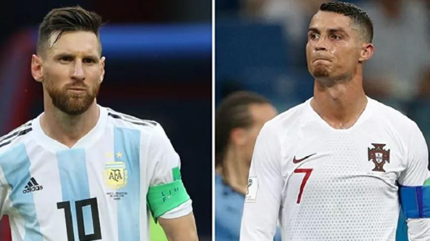 Messi ile Ronaldo aynı takımda oynayabilir