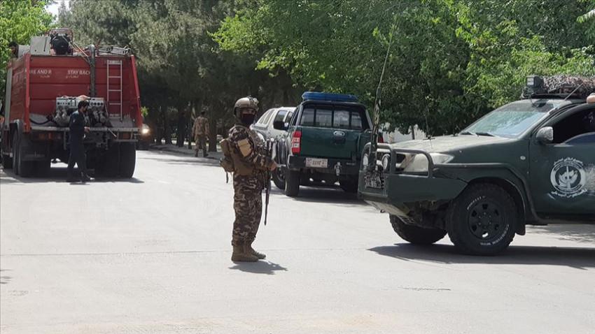Afganistan'da pazar yerine bombalı saldırı