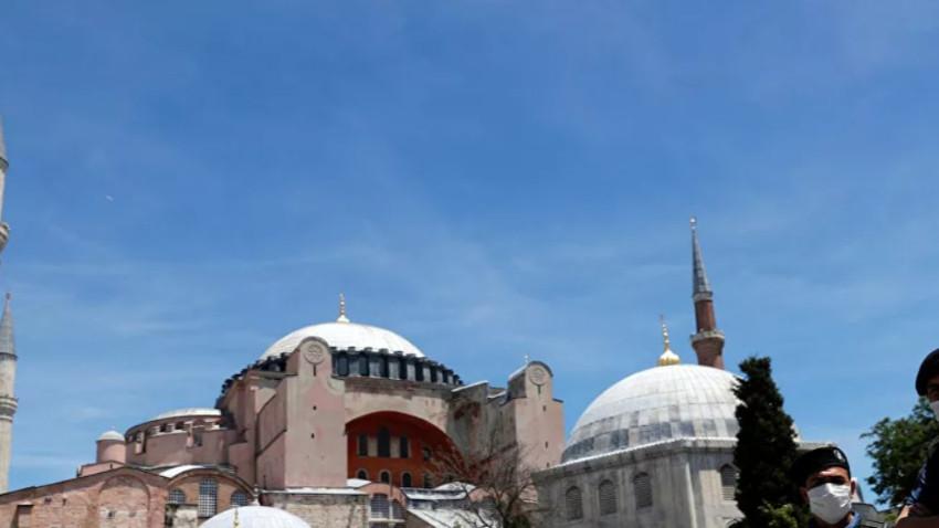 ABD: Ayasofya müze olarak kalmalı