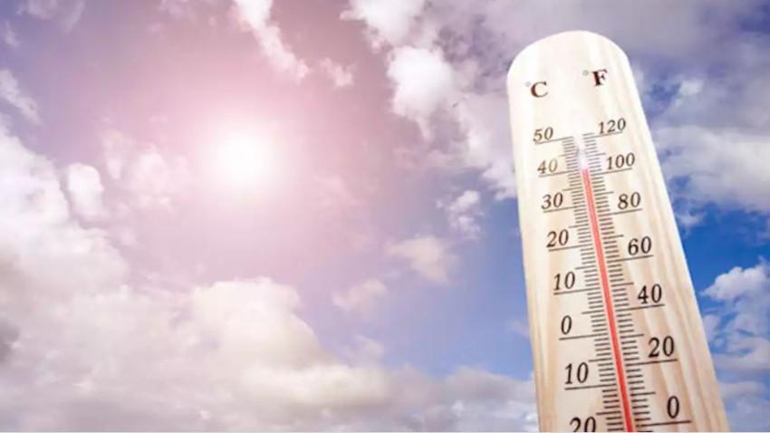 Meteoroloji Dairesi'nden yüksek sıcaklık uyarısı