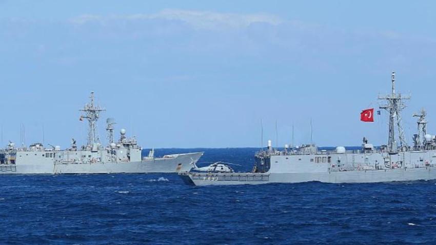 Akar'dan Fransız gemi tacizyle ilgili açıklama