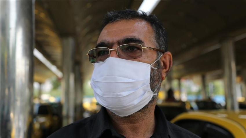 İran'da halk maske zorunluluğundan memnun