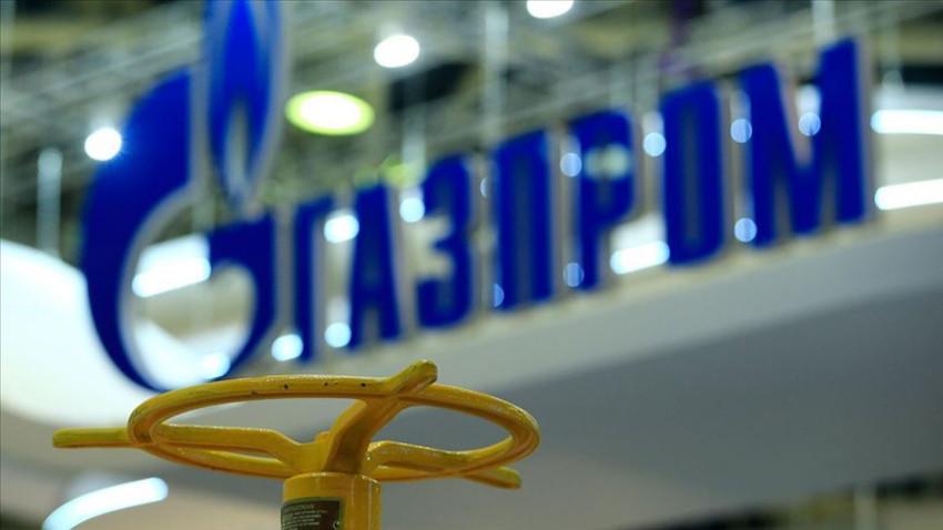 Gazprom'un doğal gaz ihracat yarıya düştü