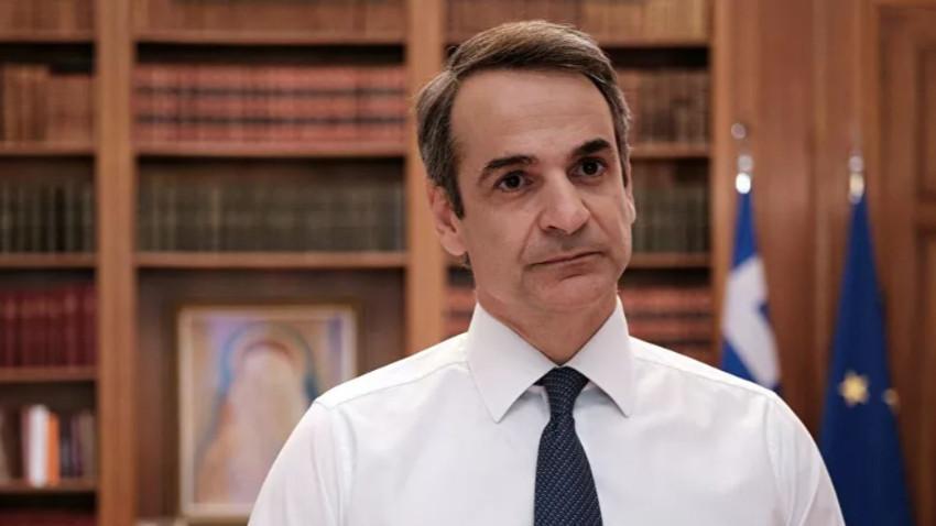 Yunanistan Başbakan'dan Ayasofya telefonu