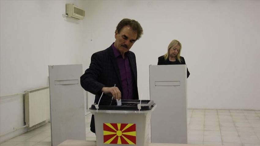 Kuzey Makedonya yarın erken genel seçime gidiyor