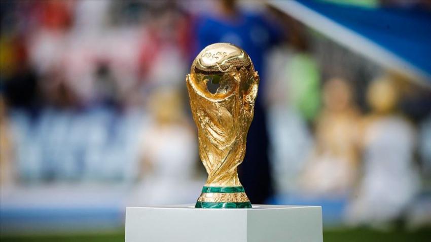 2022 FIFA Dünya Kupası finali Lusail Stadı'nda