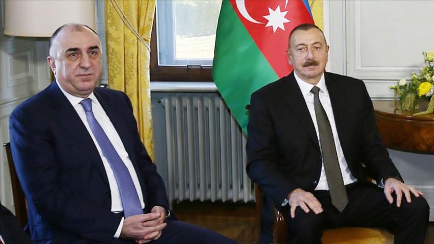Aliyev, Dışişleri Bakanı'nı görevden aldı