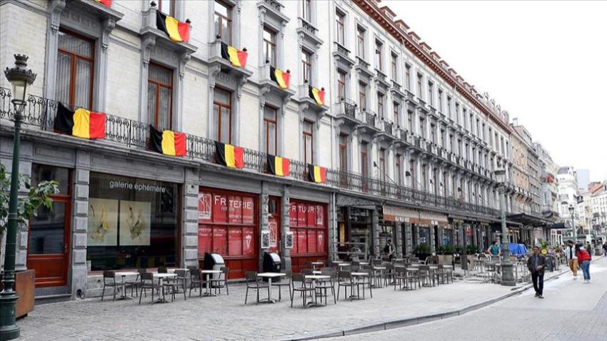 Belçika'da Kovid-19 vaka sayısı 63 bini geçti