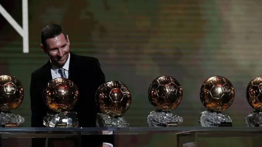 Altın Top ödülü Kovid-19 nedeniyle verilmeyecek