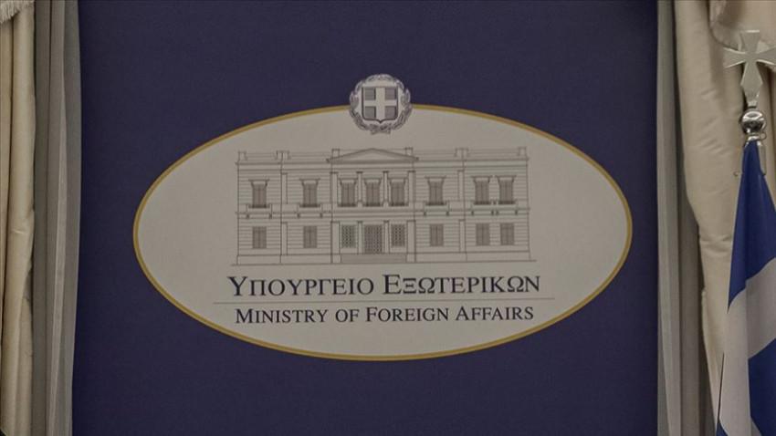Yunanistan Türk bayrağı yakılmasını kınadı