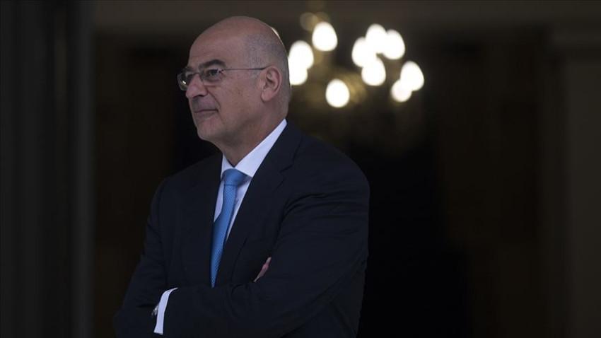 Yunan Dışişleri Bakanı'ndan Türkiye açıklaması